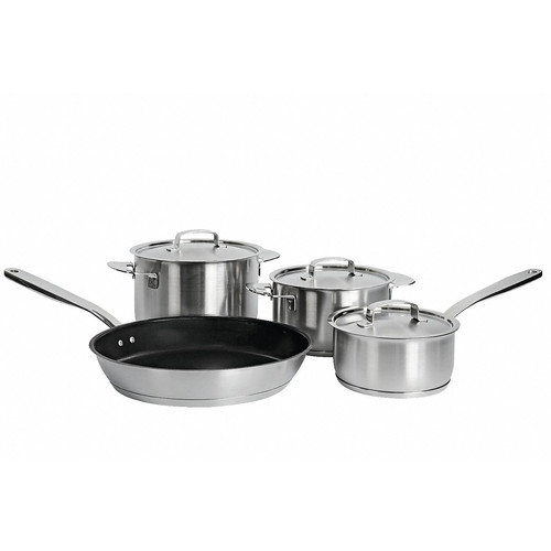 KMTS 5704 iittala cookware, set of 4 pans product photo Front View L