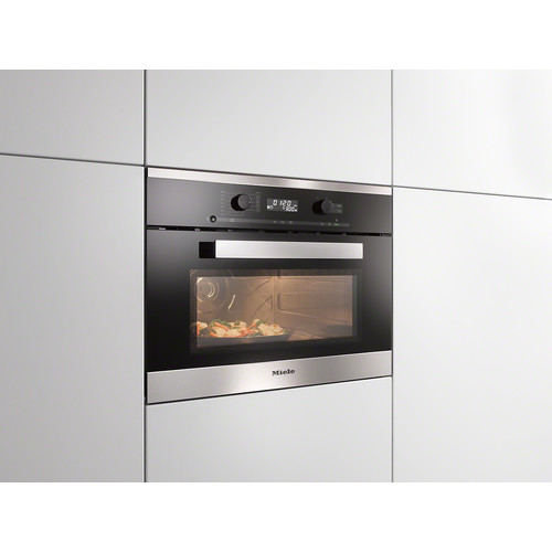 M 6262 TC Built-in microwave oven product photo Laydowns Back View L