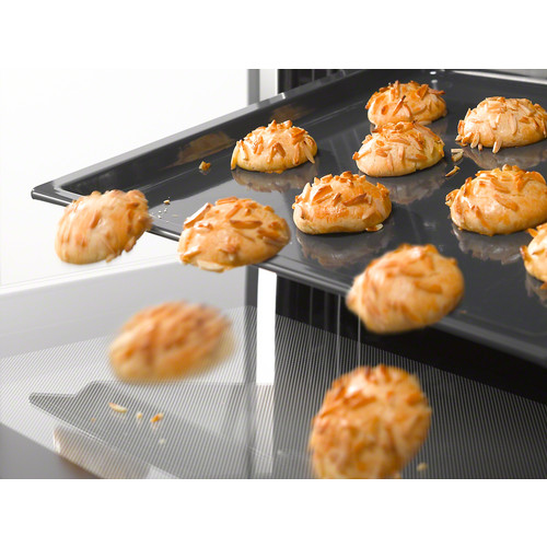 HBB 71 Genuine Miele baking tray product photo Laydowns Back View L