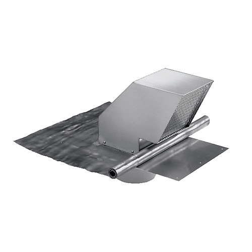 DDF 125 Roof vent product photo Front View L