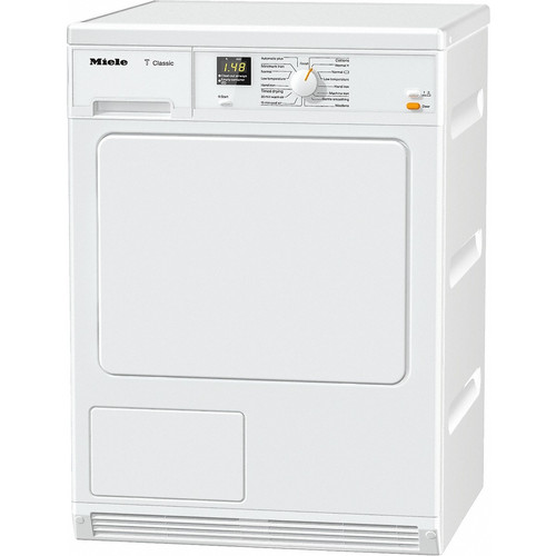 TDA 140 C T Classic condenser 7KG tumble dryer product photo Laydowns Detail View L