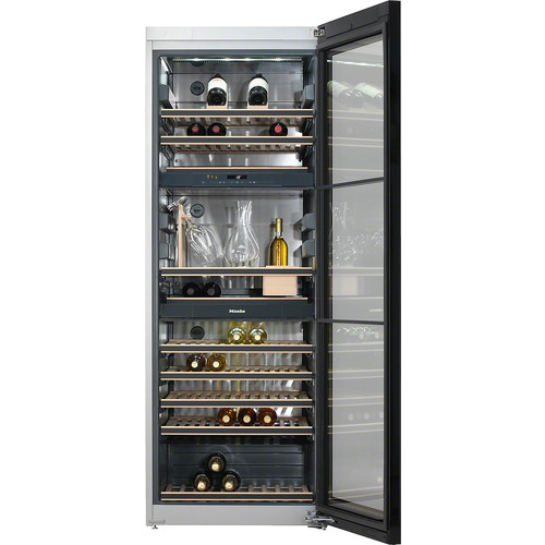 KWT 6834 SGS Freestanding wine conditioning unit product photo