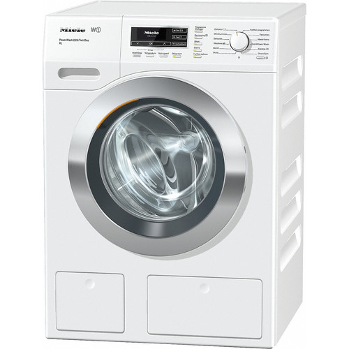WKR 571 WPS 9KG Front-loading washing machine product photo Laydowns Detail View L