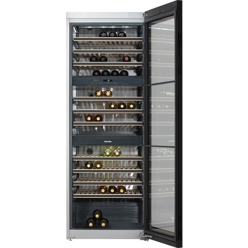KWT 6833 SG Freestanding wine conditioning unit product photo