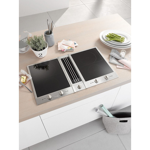 CSDA 1010 ProLine with downdraft extractor product photo Laydowns Back View L