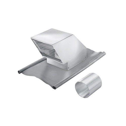 DDF 200 Roof vent product photo Front View L
