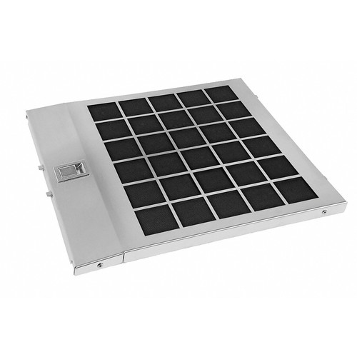 DKF 25-R Longlife reactivatable AirClean charcoal filter product photo Front View L