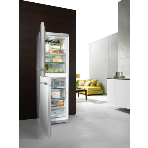 KFN 14827 SDE ed/cs-2 Freestanding fridge-freezer product photo View3 L