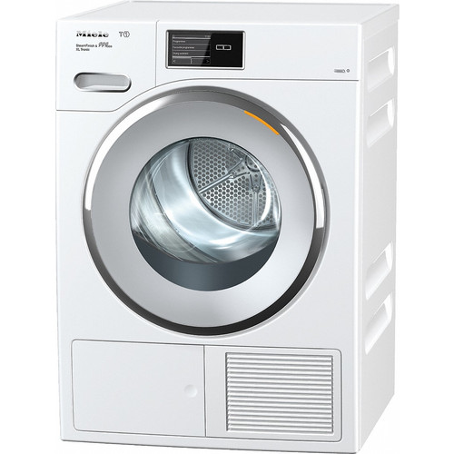 TMV 840 WP SFinish&Eco XL Tronic T1 9KG Heat-pump tumble dryer product photo Laydowns Detail View L