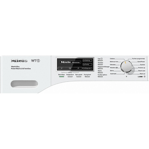 WTH 120 WPM WT1 Washer-Dryer product photo View4 L