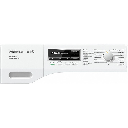 WTF 130 WPM WT1 Washer-Dryer product photo View4 L