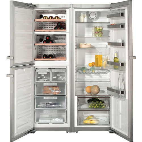 KSBS Fridge Deluxe (KWTN 14826 with K 14820) product photo Front View L