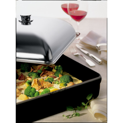 HBD 60-35 Gourmet casserole dish lid product photo View3 L