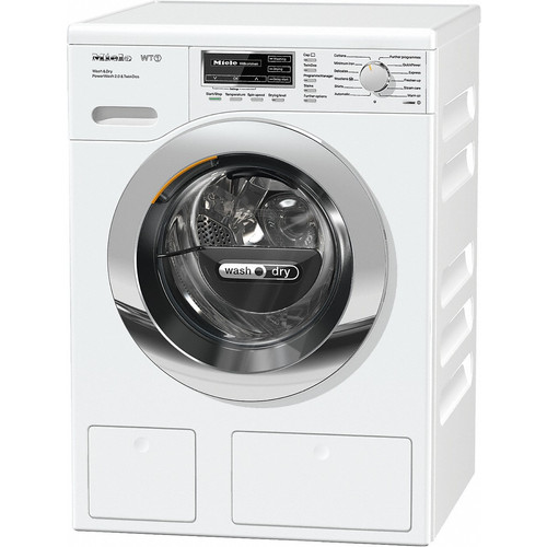 WTH120 WPM PWash 2.0 & TDos WT1 washer-dryer product photo Laydowns Detail View L