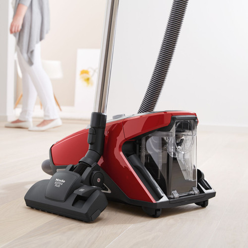 Blizzard CX1 Cat & Dog Bagless vacuum cleaner product photo Back View L