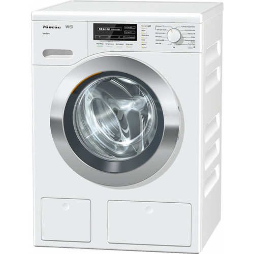 WKG120 TDos W1 Front-loading washing machine product photo Laydowns Detail View L