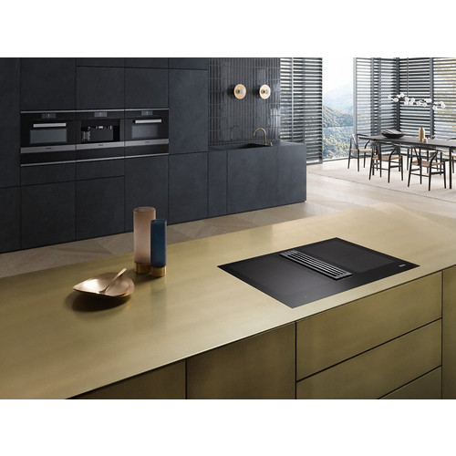 KMDA 7774 FL Cooktop with integrated extractor product photo View3 L