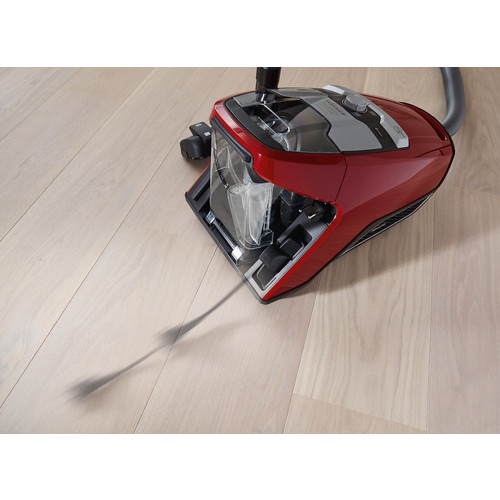 Blizzard CX1 Red PowerLine - SKRR3 Bagless cylinder vacuum cleaners product photo View31 L