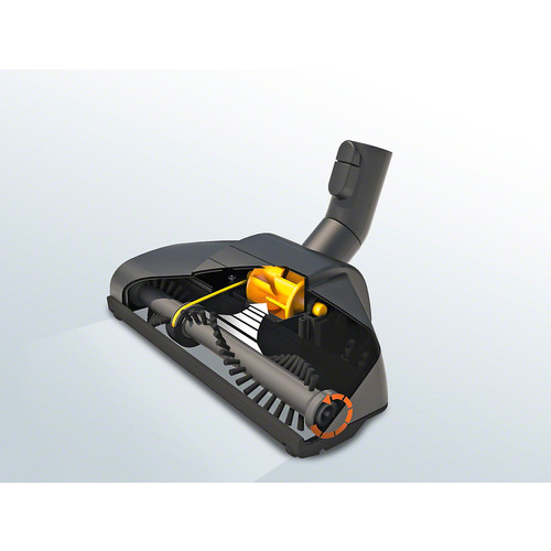 STB 205-3 Turbobrush product photo Back View L
