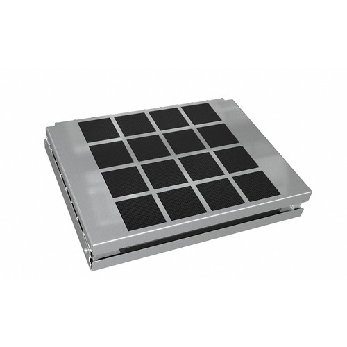 DKF 11-R Longlife reactivatable AirClean charcoal filter product photo Front View L