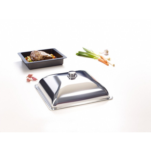 HBD 60-35 Gourmet casserole dish lid product photo Laydowns Detail View L