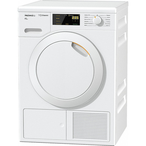 TDB120WP Eco T1 Classic heat-pump tumble dryer product photo