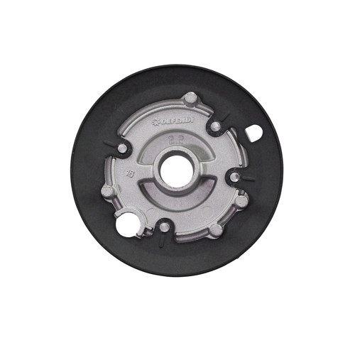 Miele Cooktop & Combiset Burner Head - Spare Part 08222890 product photo Back View L