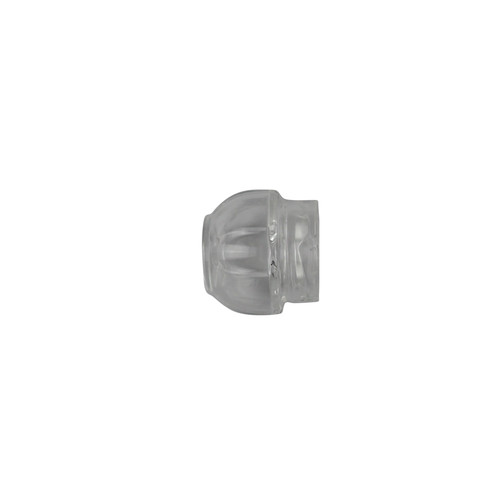 Miele Oven Glass Cover - Bayonet Fitting - Spare Part 07351080 product photo Back View L