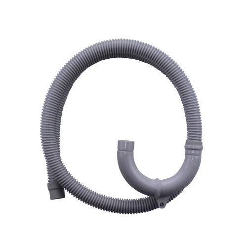 Miele Washing Machine Drain Hose - Spare Part 10356170 product photo Front View L
