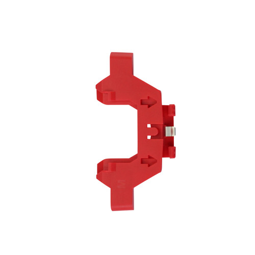 Miele Vacuum Bracket - Spare Part 07510613 product photo Front View L