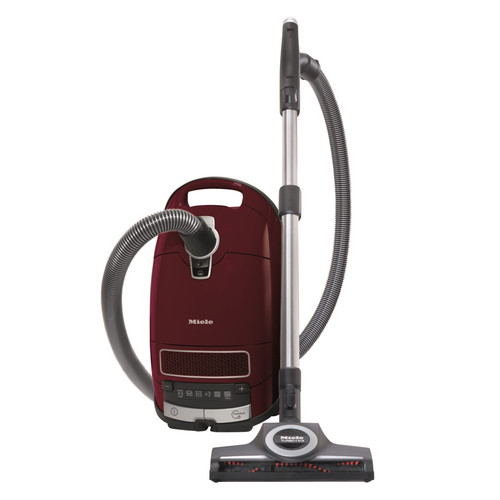 Complete C3 Cat&Dog Tayberry Red Vacuum Cleaner product photo Front View L