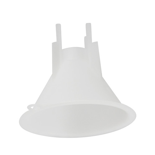 Miele Dishwasher Funnel - Spare Part 06098971 product photo Back View L