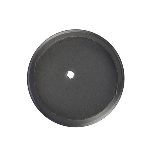 Miele Cooktop & Combiset Burner Cap - Spare Part 08239580 product photo Back View L