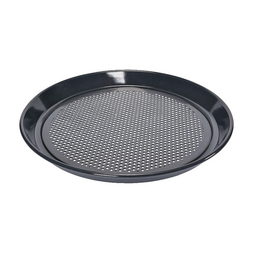 HBFP 27 Round Perforated Baking Tray product photo