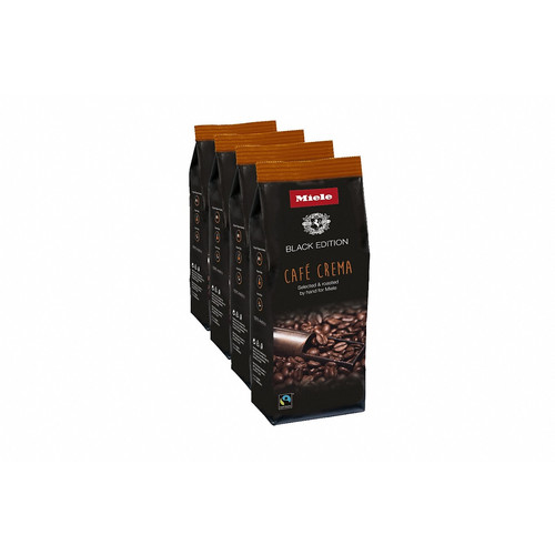 "Miele Black Edition CAFÉ CREMA 4x250g ""Miele Black Edition"" ""Café Crema"" product photo"