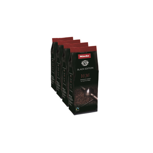 Miele Coffee Black Edition DECAF 4x250g product photo Front View L