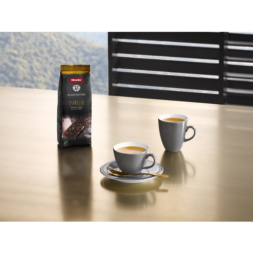 Miele Black Edition ESPRESSO 4x250g Miele Black Edition Espresso product photo View3 L