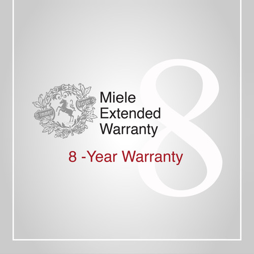 Early bird offer on our 8-year extended warranty product photo Front View L
