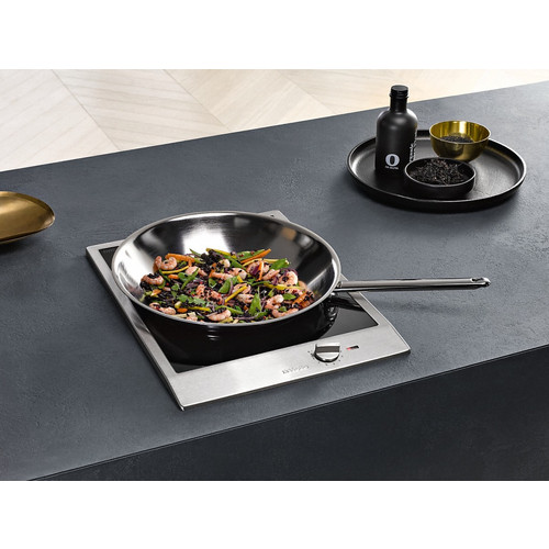 CSWP 1450 Wok pan for CombiSet product photo Back View L