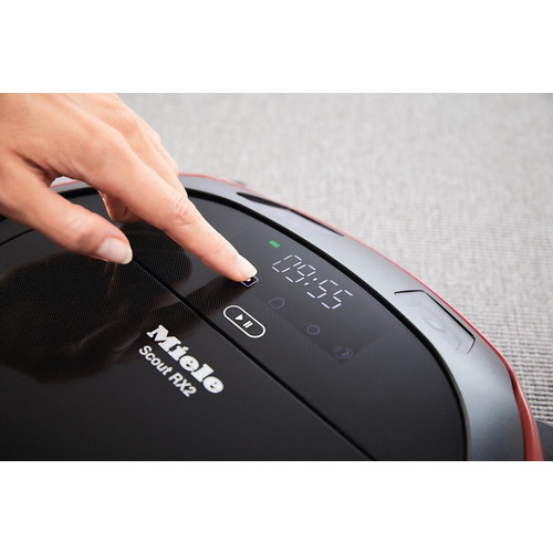 Scout RX2 - SLQL0 00 Robot vacuum cleaner product photo Laydowns Detail View L