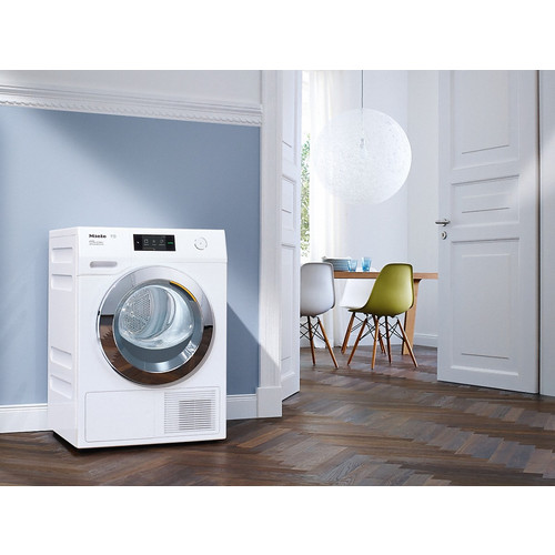 TCR 870 WP 9KG Heat Pump Tumble Dryer product photo View3 L