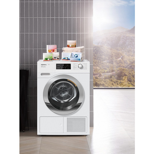 TCJ 690 WP 9KG Heat Pump Tumble Dryer product photo View3 L