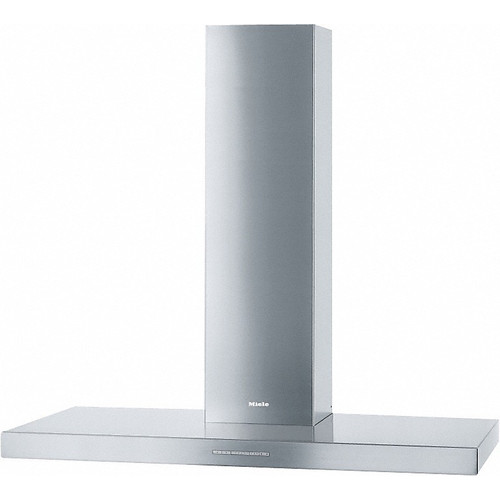 DA 4228 W Puristic Plus Wall mounted rangehood product photo Front View L