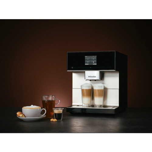 CM 7750 Benchtop coffee machine - Obsidian Black product photo View3 L