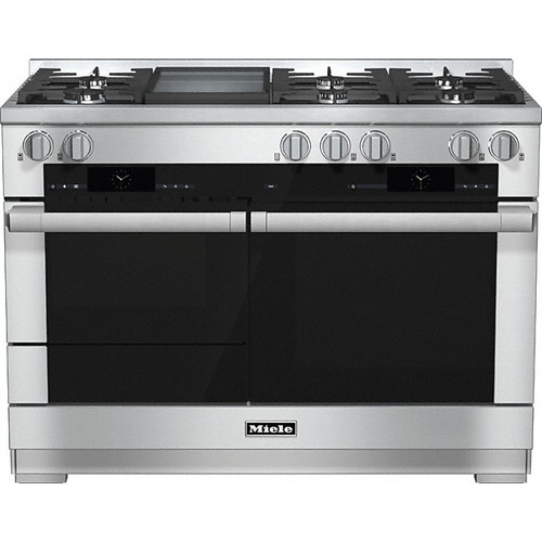 HR 1956 G 48 inch Freestanding Cooker product photo
