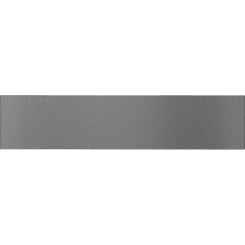 EVS 7010 Handleless Graphite Grey Built-in vacuum sealing drawer 14cm product photo Front View L