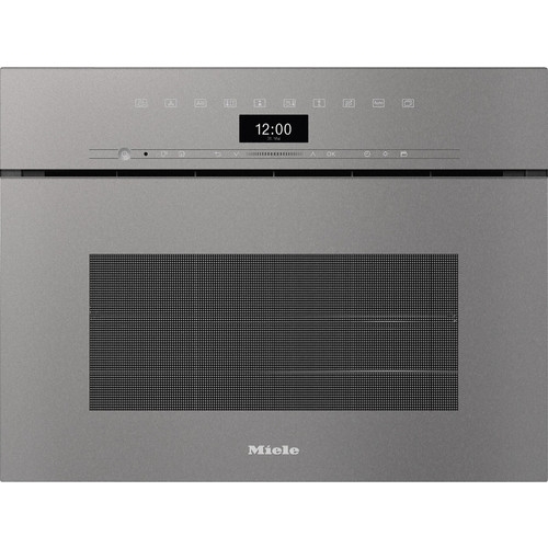 DGC 7440X Handleless XL ArtLine Graphite Grey Steam combination oven product photo