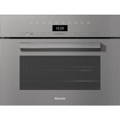 DGC 7440 XL VitroLine Graphite Grey Steam combination oven product photo