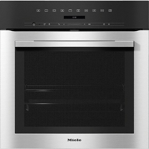 H 7164 BP ContourLine CleanSteel Pyrolytic Oven product photo
