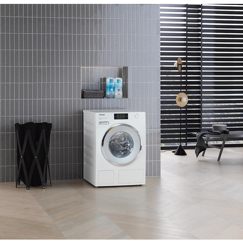 WWV980 WPS Passion W1 9KG Front-loading washing machine product photo View3 L